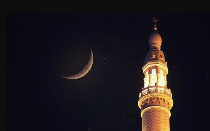 Tuesday, April1 13th first day of Ramadan