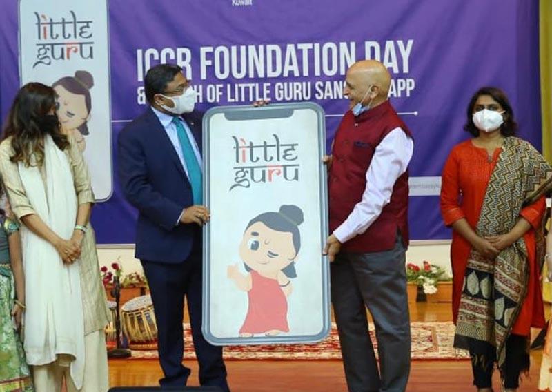 Sanskrit Learning App 'Little Guru' launched in Kuwait