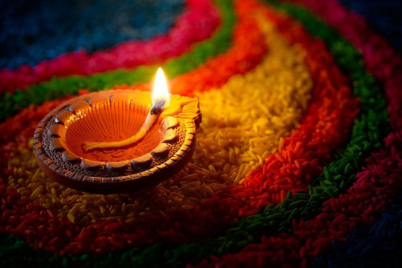 Diwali is the festival of light