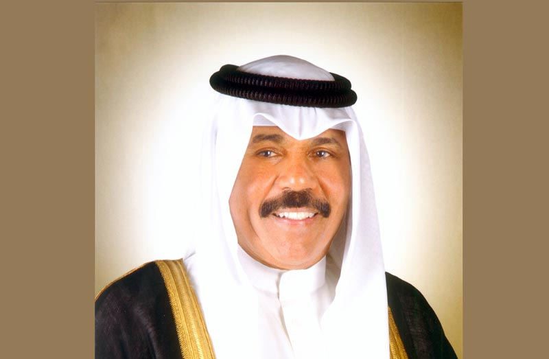 Kuwait Amir issues decree forming new cabinet