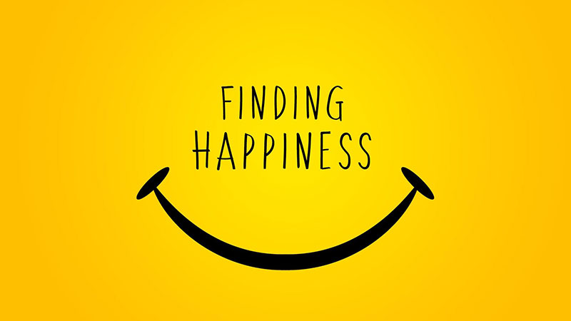 Be Happy: That's All That Matters