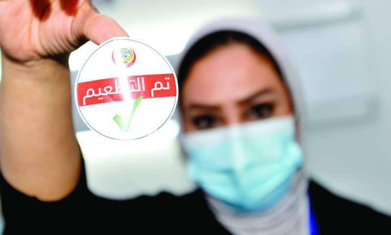 No report of Corona infection among those who took vaccine in Kuwait
