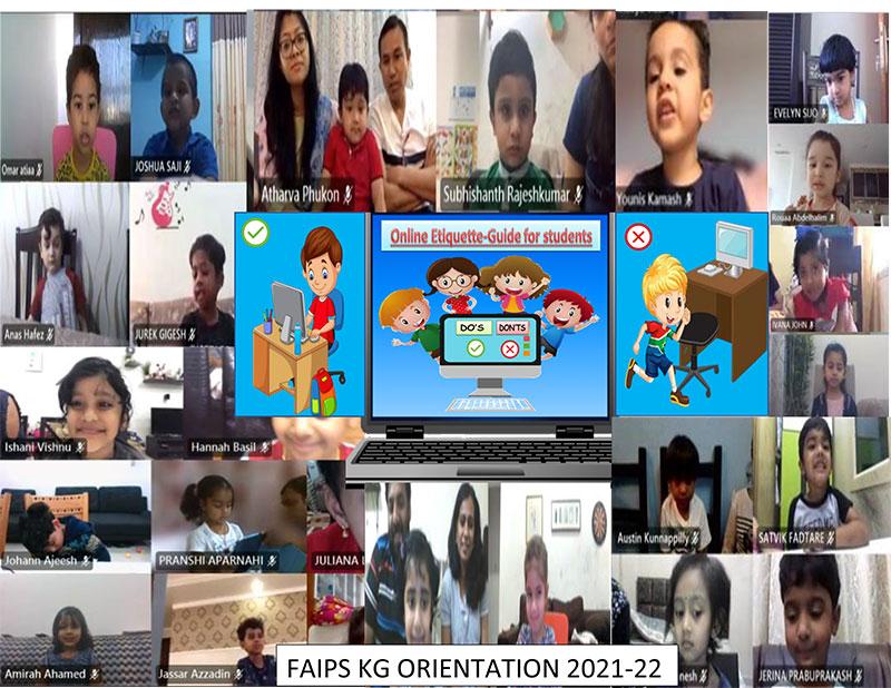 FAIPS (DPS) Kindergarten Virtual Orientation
