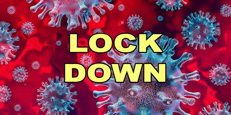 A Lockdown Strangeness