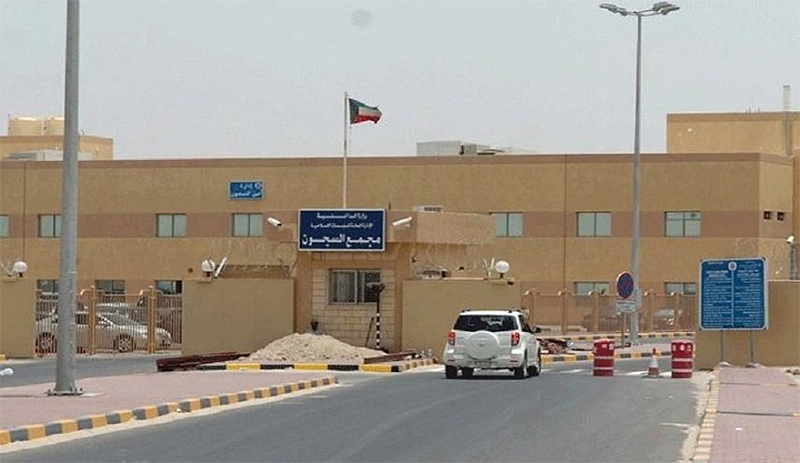 33 prisoners infected with COVID-19, but