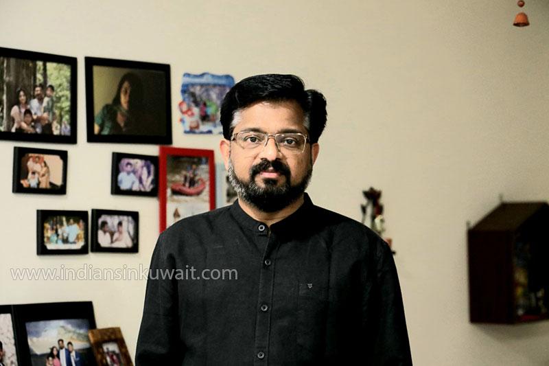 "Shemej Kumar Honored with ""Pravasi Global Theatre Award"""