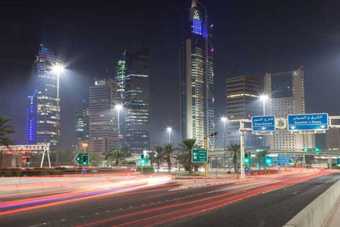 Deportation for expatriates who break the curfew rule