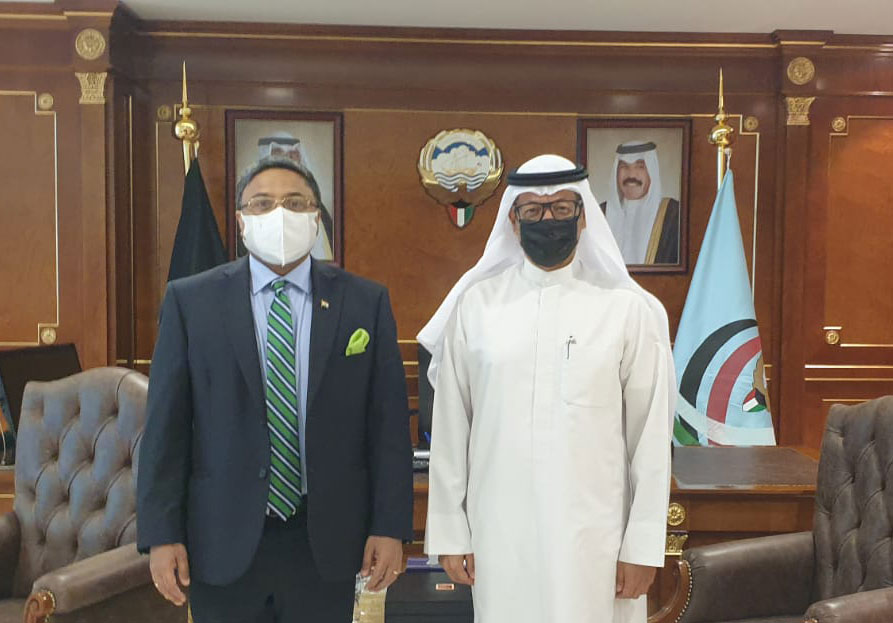 Ambassador discussed bilateral relations with Minister of Finance