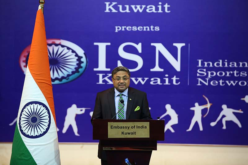 Indian Sports Network (ISN) launched in Kuwait