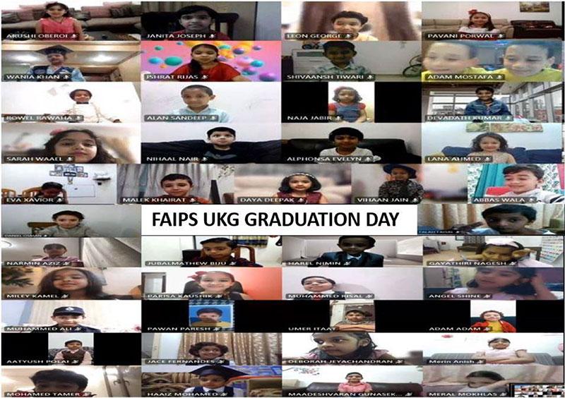 FAIPS (DPS) Kindergarten Graduation Day