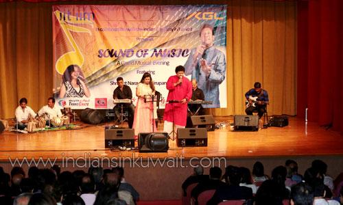 IIT-IIM Alumni Association  Kuwait organised Musical Extravaganza