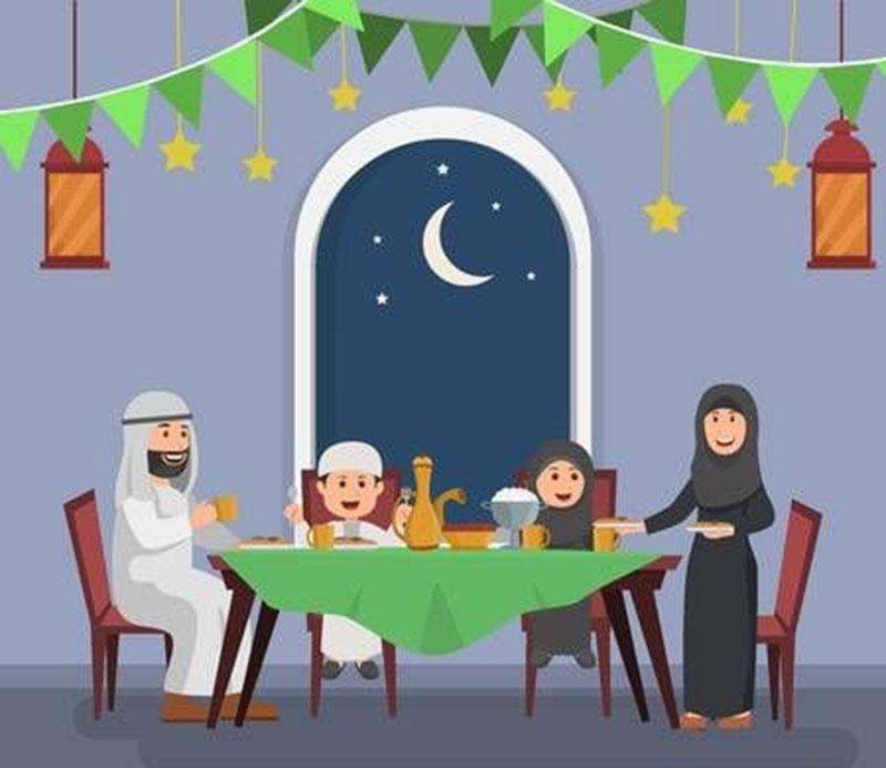 The Iftars of Ramadan