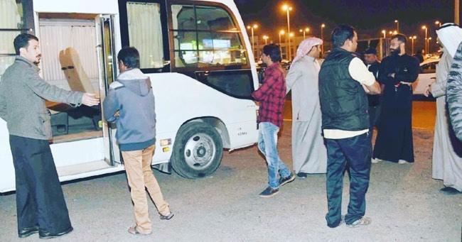 38  labor law violators arrested in Jleeb Al-Shuyoukh