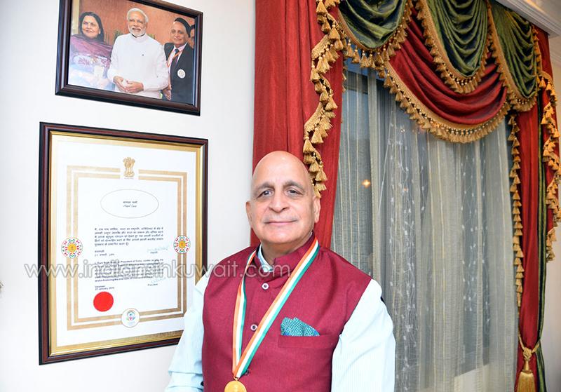'Make your parents proud' – Interview with Pravasi Bharatiya Samman Awardee Rajpal Tyagi