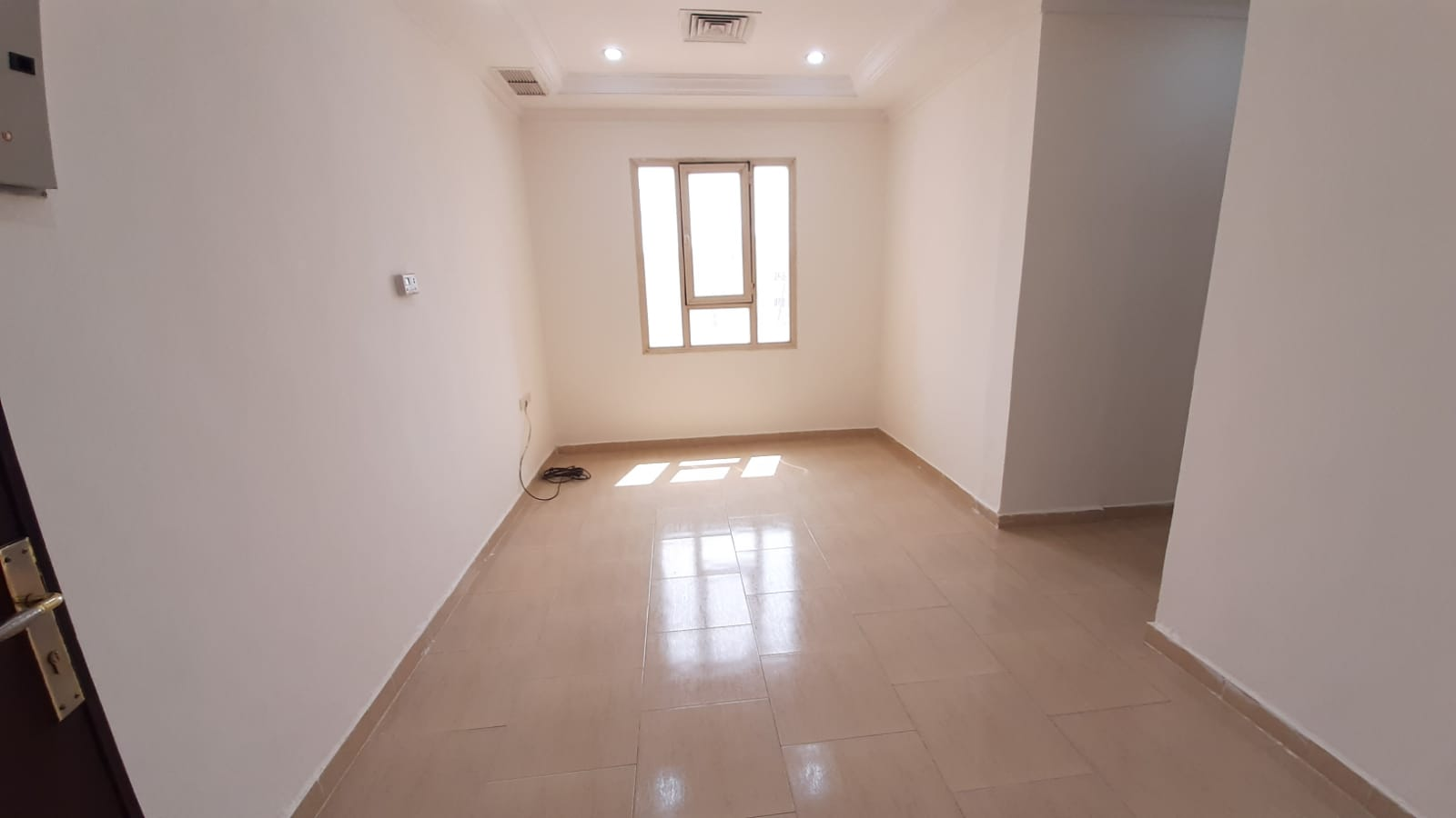 Flat for rent in munaqaf block 4