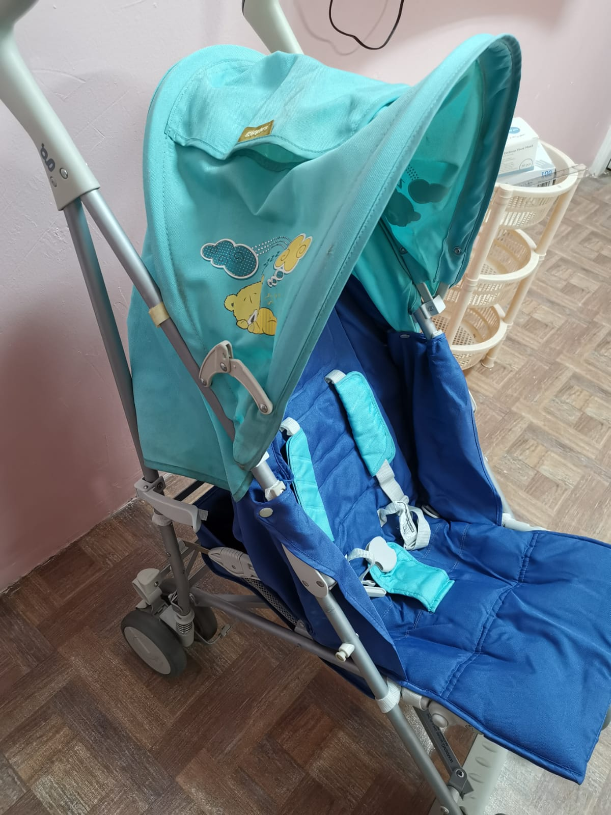 SALE - Stroller & Baby Chair