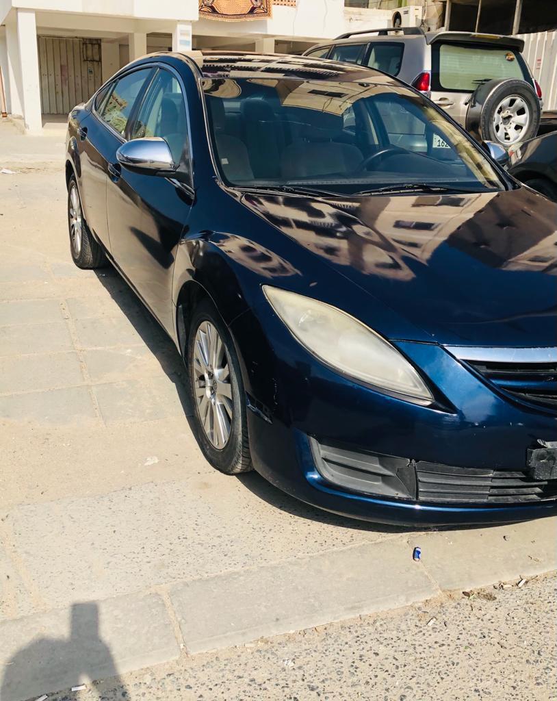 Mazda-6 Car 2009-model (4-cylinder)