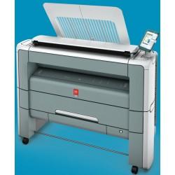 A0 B&W laser plotter & Heavy duty Color copier for sale