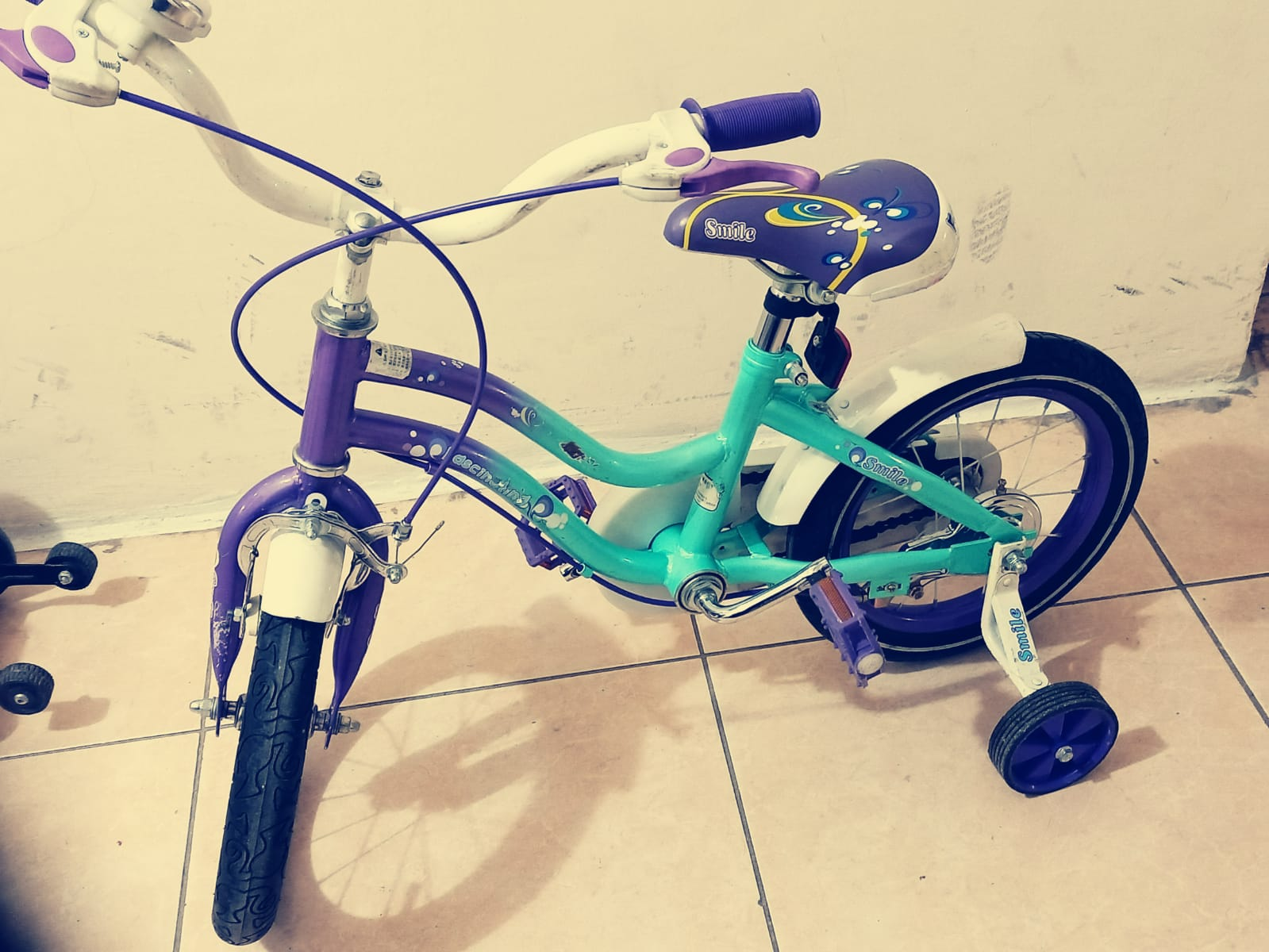 4-6 Yrs Girls cycle sparingly used Mehboula Block 1