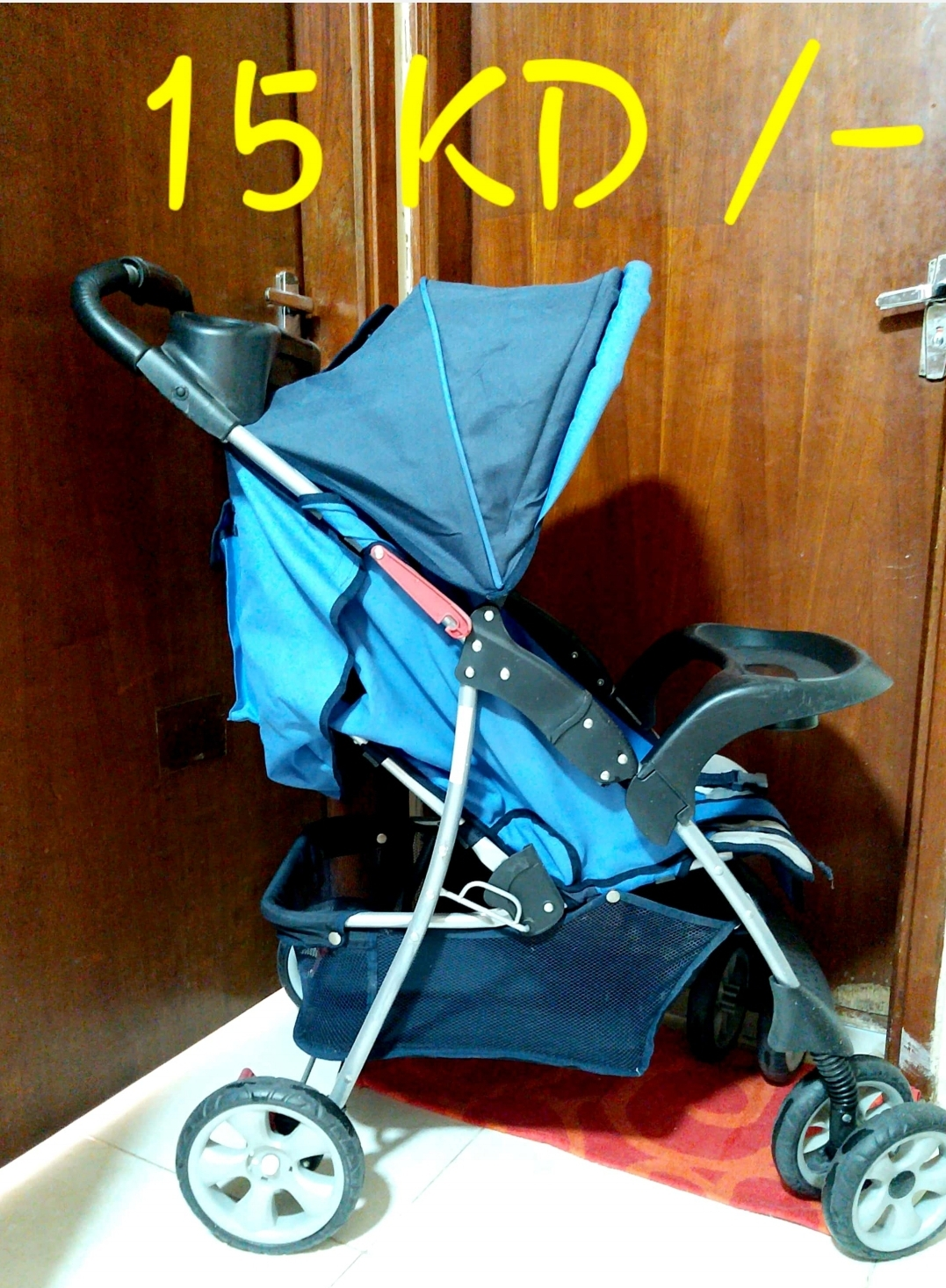 Baby Pram.and Crib for Sale