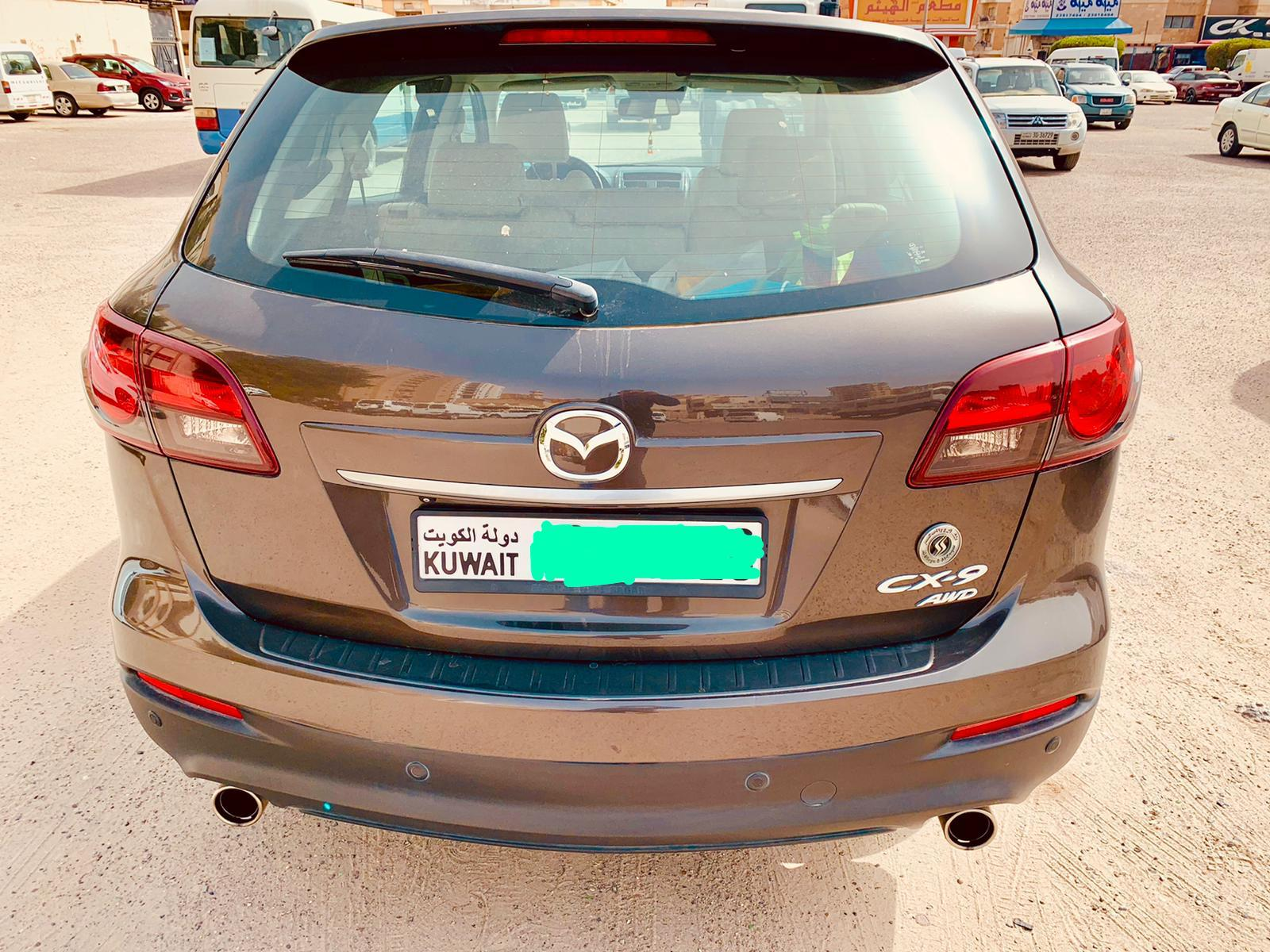 Mazda CX-9 2015 Top Model 61K KM Excellent Condition - For Sale