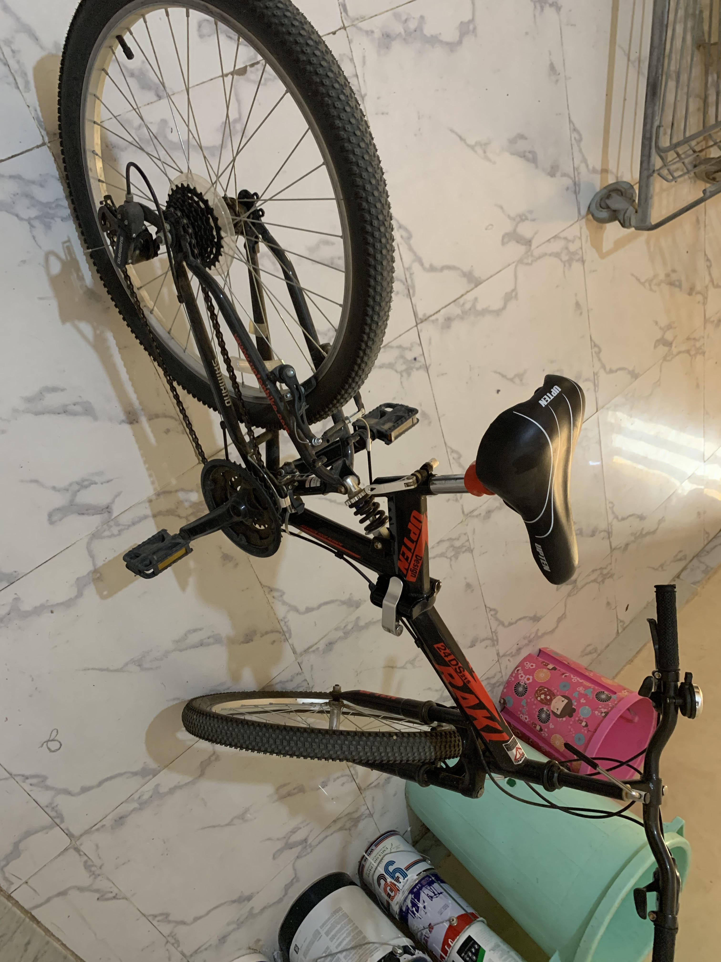 Foldable Gear Cycle For Sale In Excellent Condition