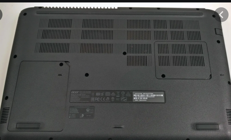 Acer Aspire A715-71G Laptop in excellent condition for sale.