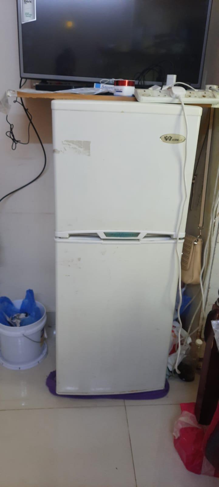 double door fridge for sale in abbasiya