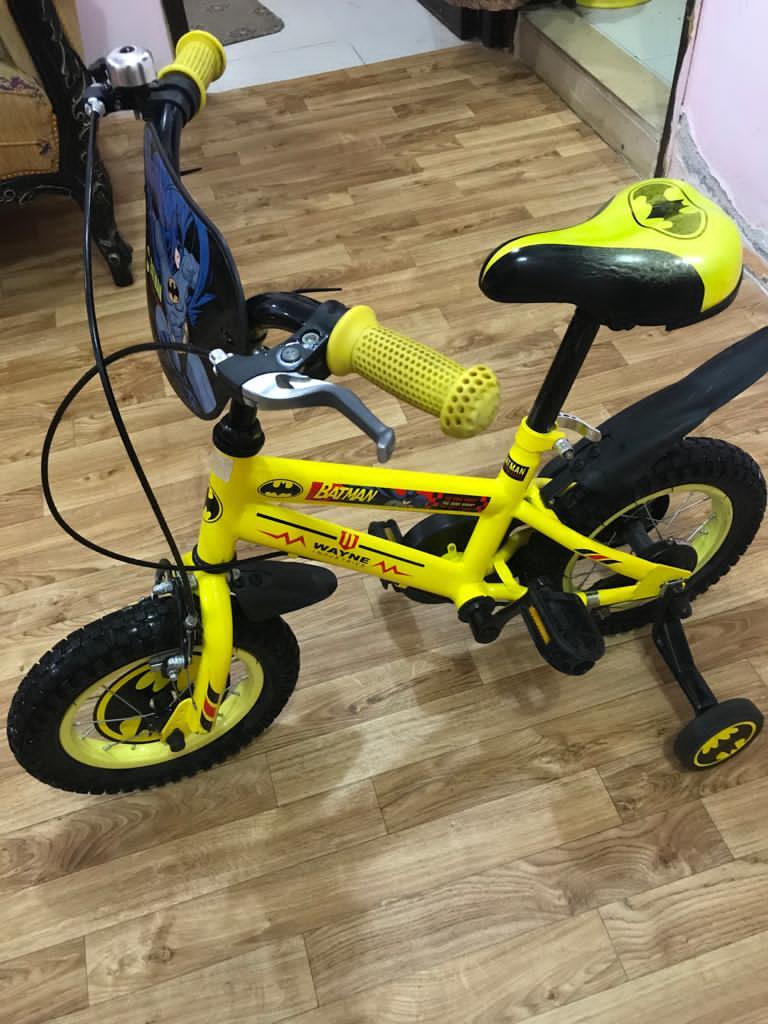 BATMAN CYCLE FOR KIDS