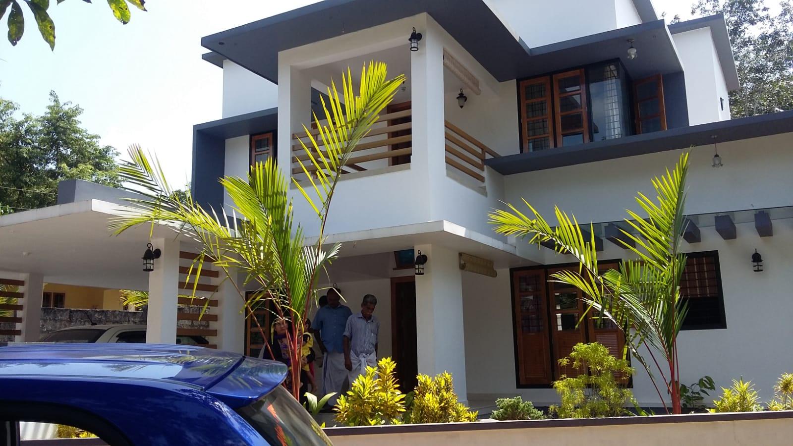 House sale in changanacherry thottakkadu Kottayam .