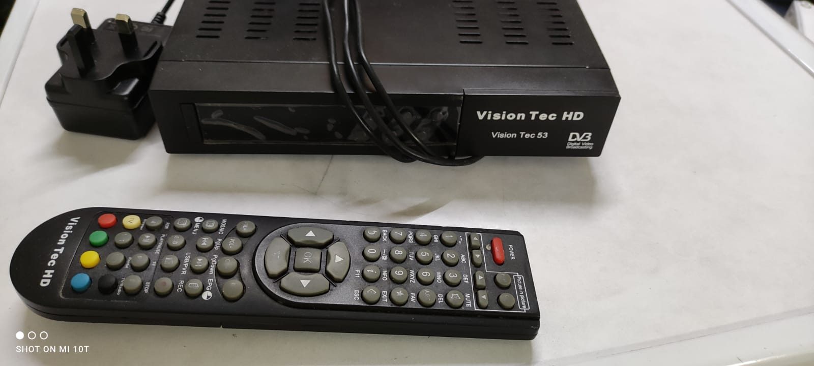 HD cable receiver