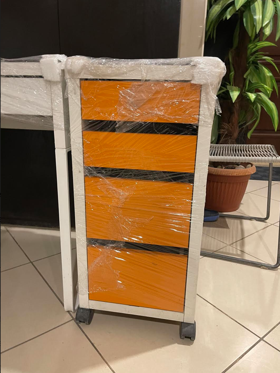 Drawer Unit on Wheels For Sale