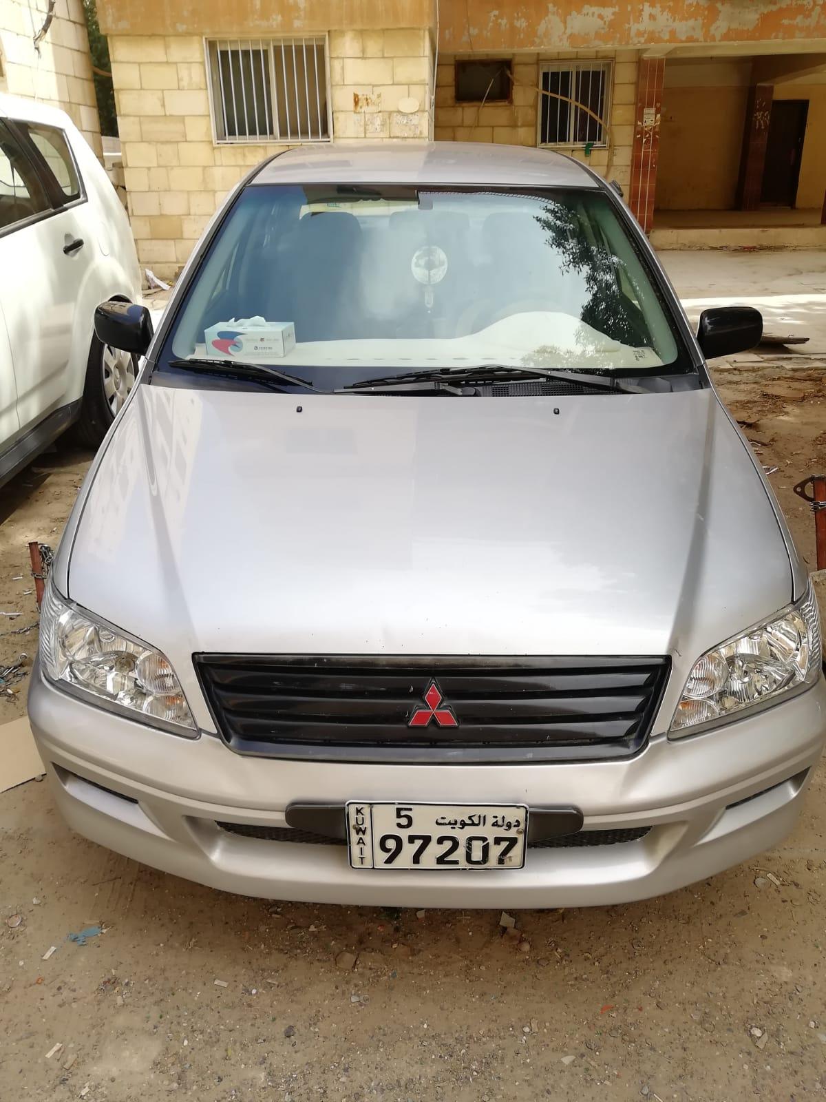 Mitsubishi Lancer Model 2003 (Good Condition) For URGENT SALE