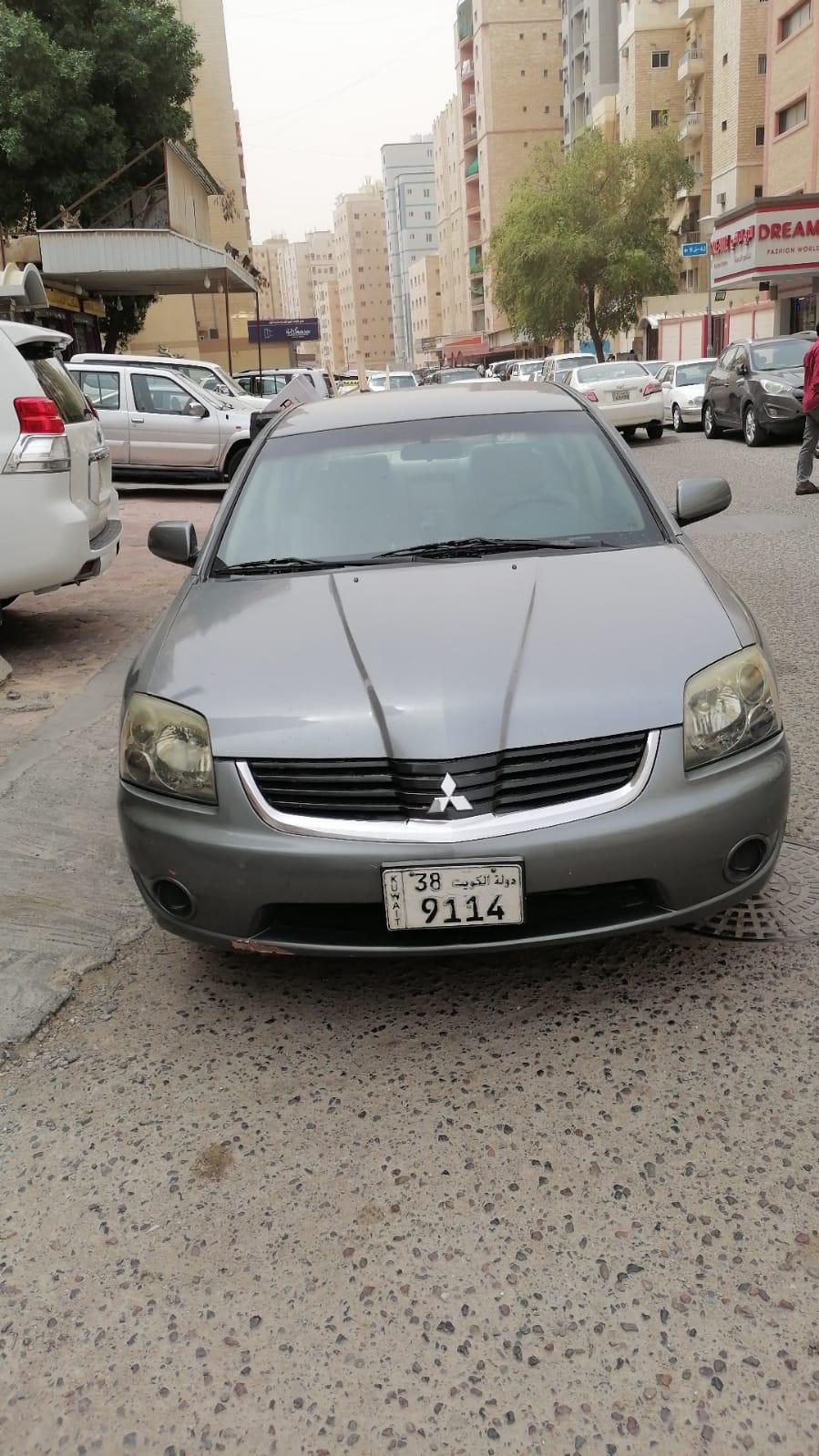 Mitsubishi Galant 2007 model - Excellent Condition