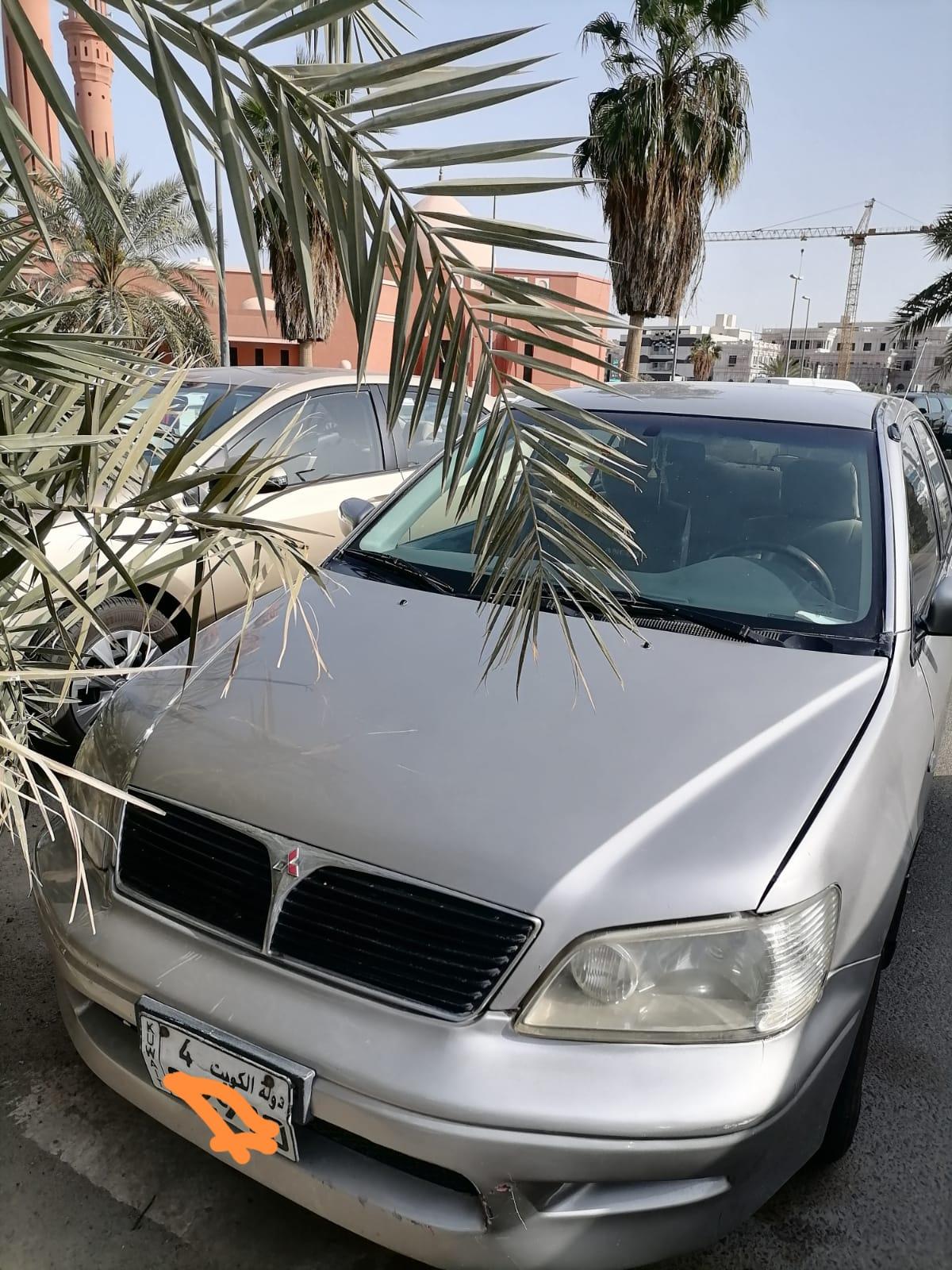 Lancer GLX Car for sale (2002)