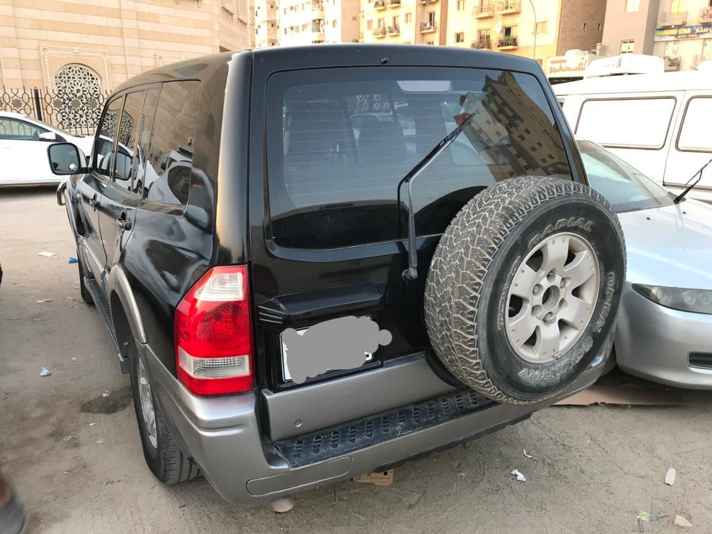 2004 pajero for sale