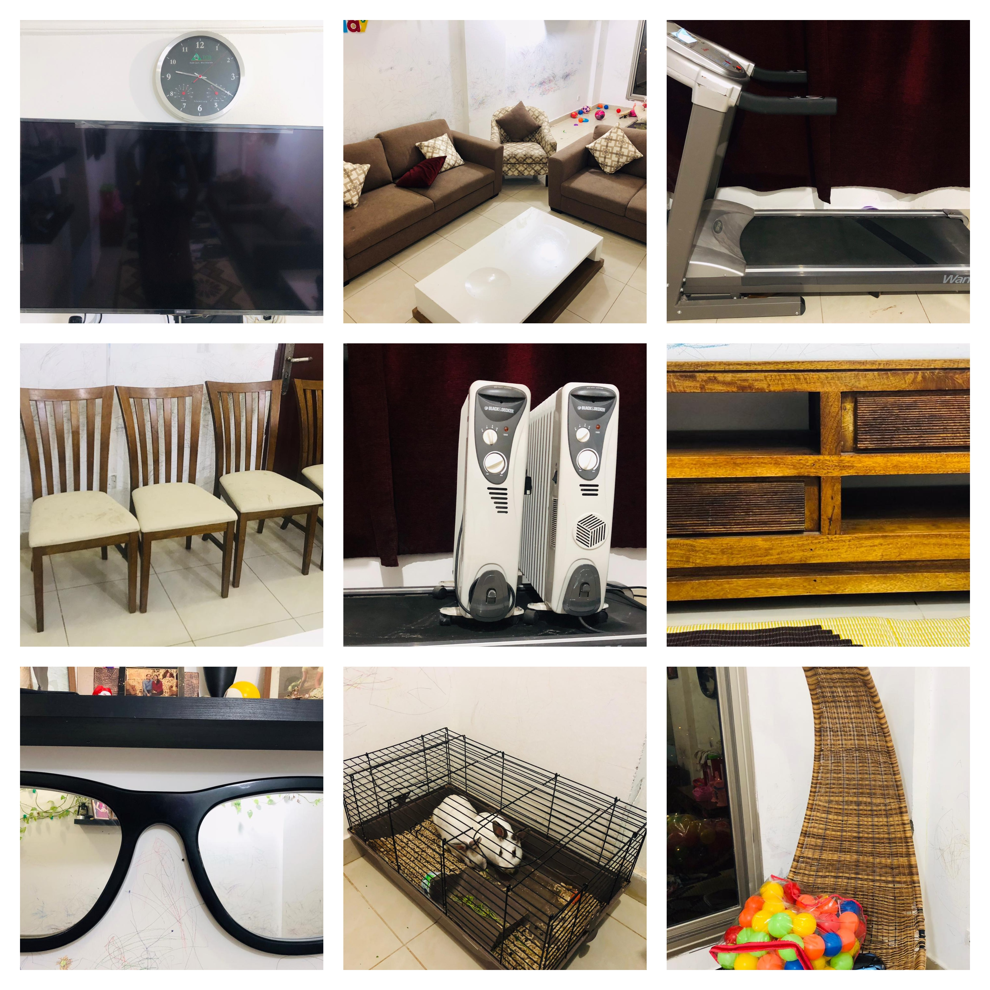 Furniture for sale urgently