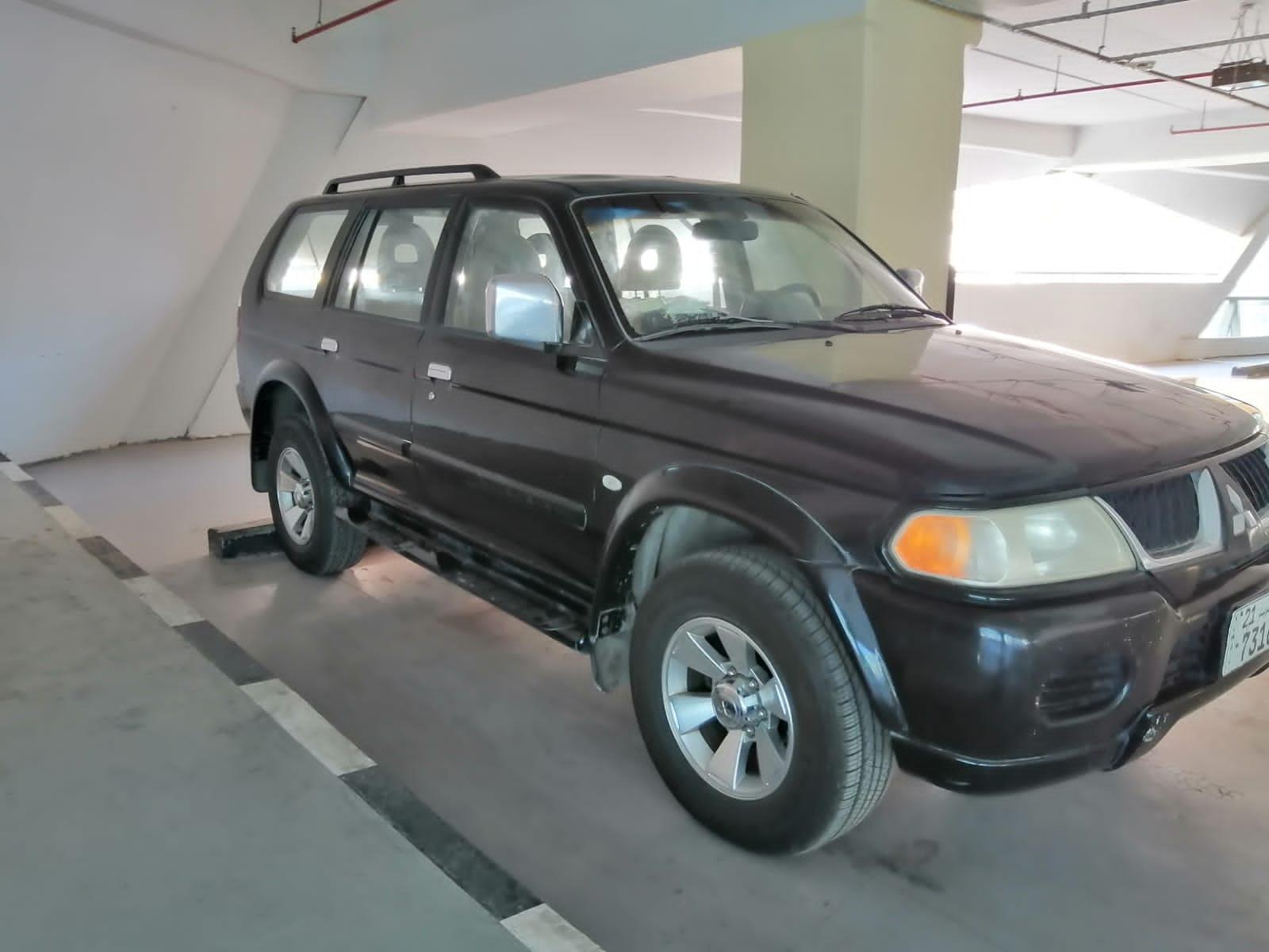 Mitsubishi nativa for sale