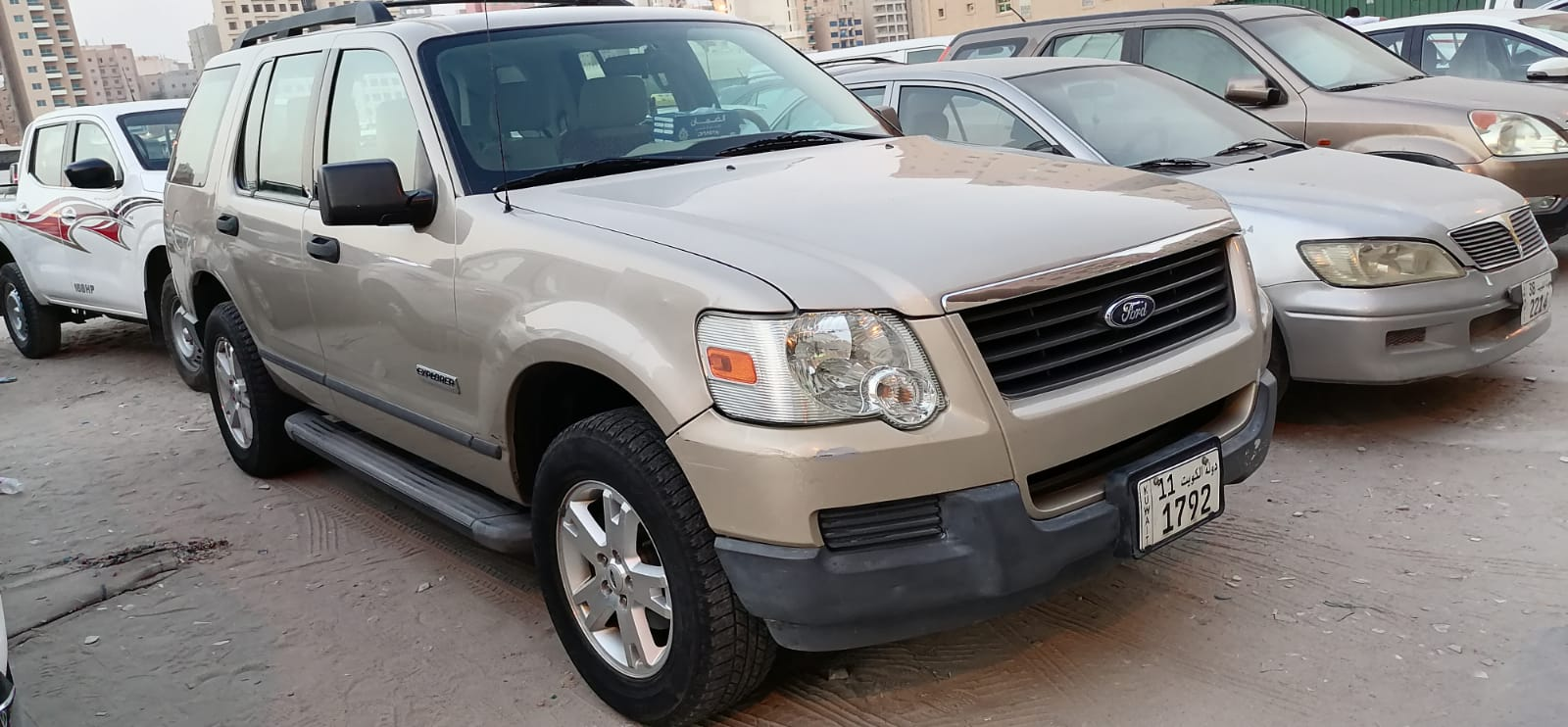 Ford Explorer in a very good condition for sale