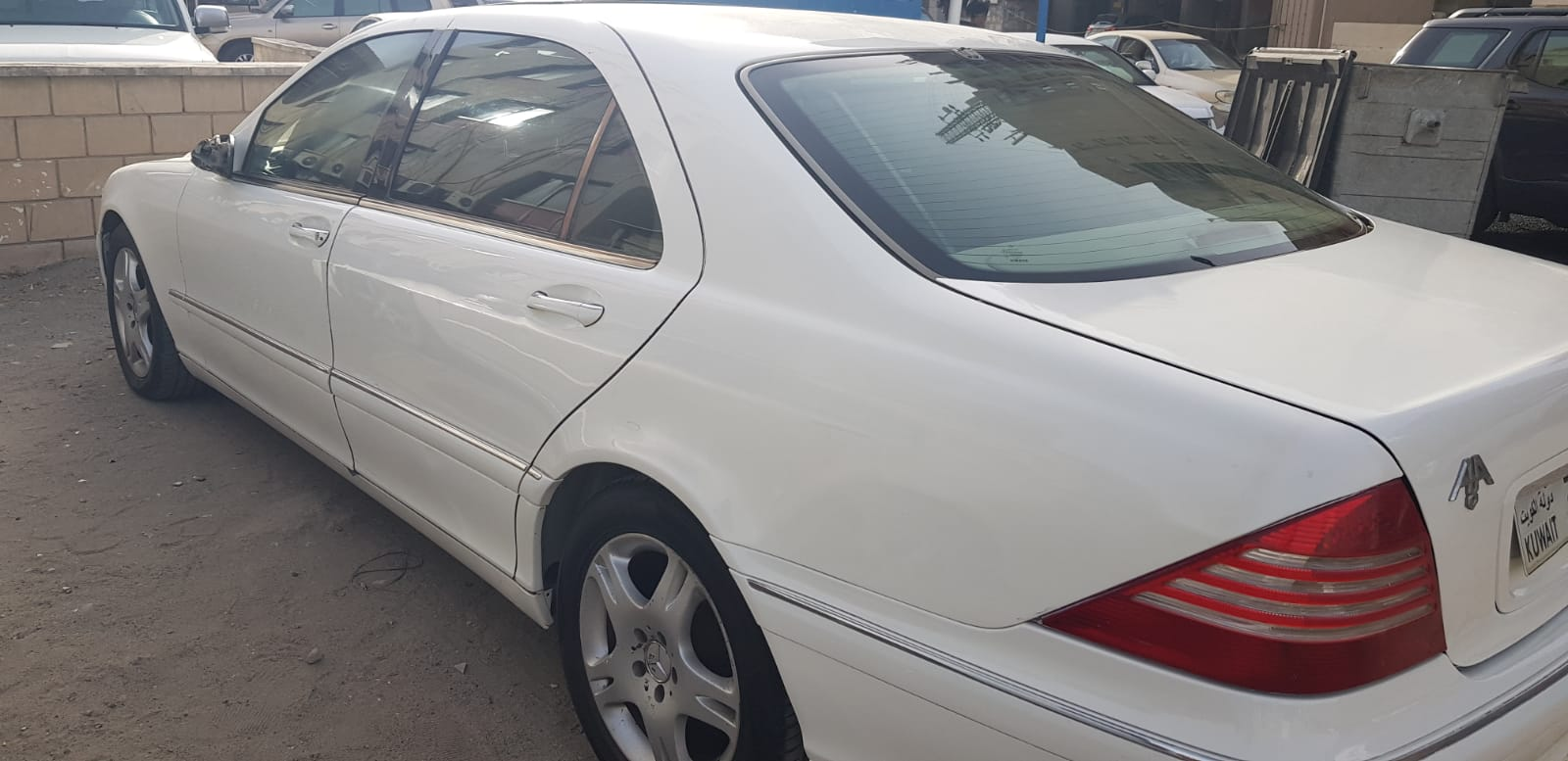 Mercedes S350 For Sale