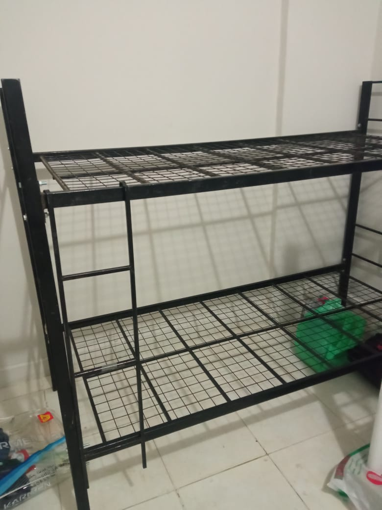 Double decker cots and Washing Machine for sale