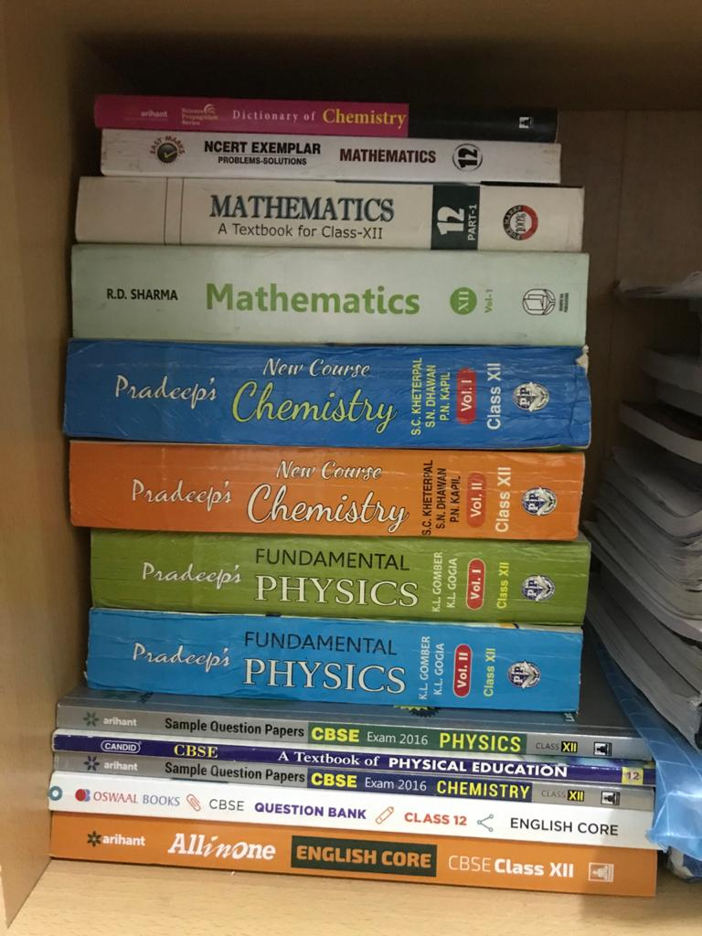 CBSE Class 12 Guides & SAT Guides for sale