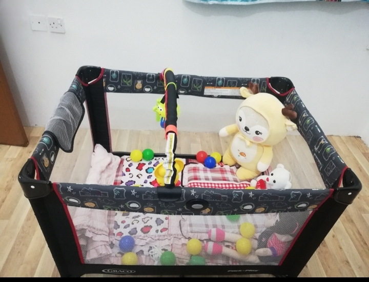 Baby cot (crib) for sale