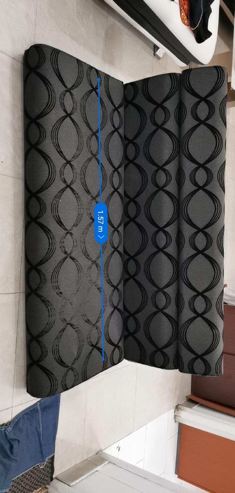 Floor Sofa pair