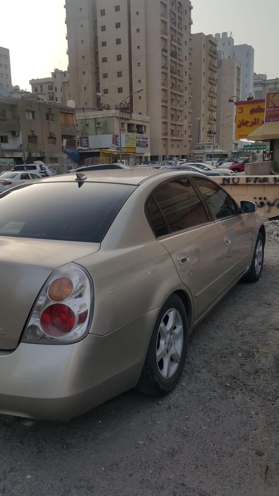 Nissan Altima 2005 forurgent sale