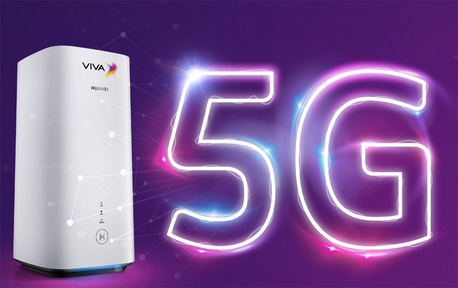 IndiansinKuwait com - VIVA launches 5G with special packages