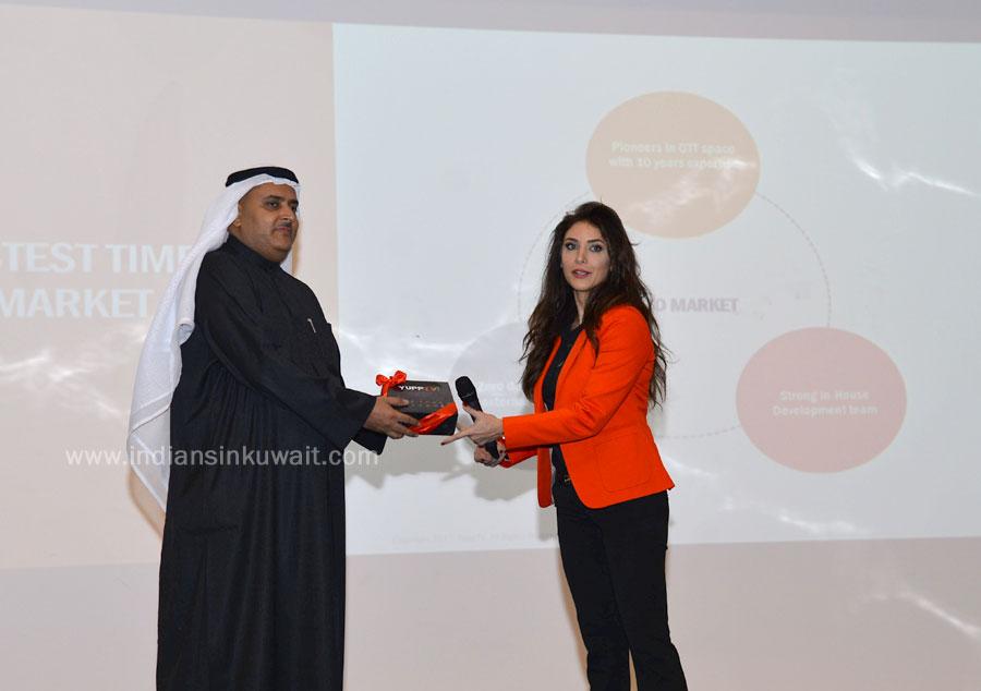 IndiansinKuwait com - YuppTV Launches in Kuwait Promising