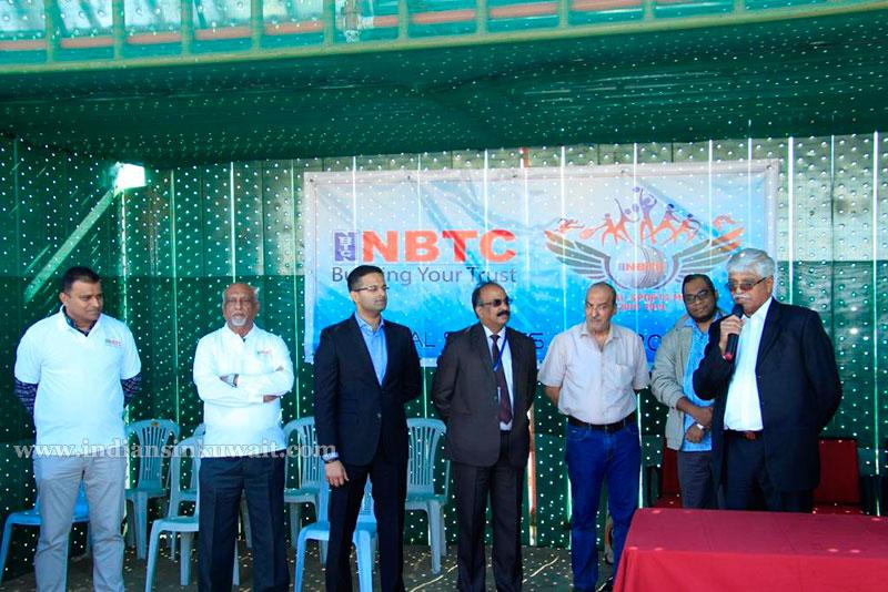 IndiansinKuwait com - Inauguration ceremony - NBTC Annual Sports
