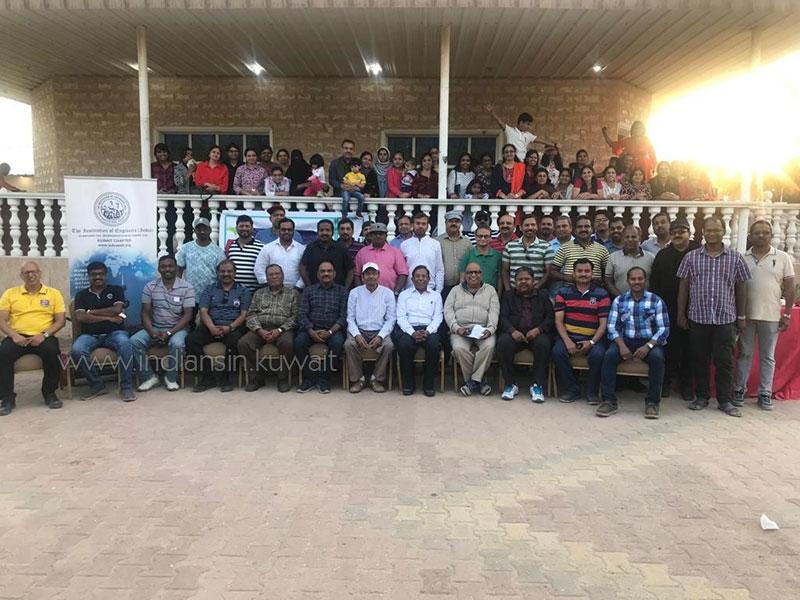 IndiansinKuwait com - IEI Kuwait Chapter celebrated Family Day-2019