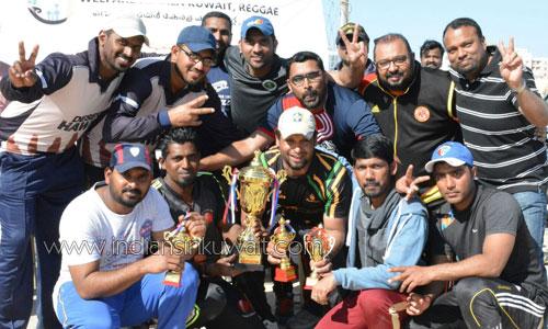Welfare Kerala Kuwait conducts cricket tournament